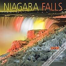 Niagara Falls 2018 12 x 12 Inch Monthly Square Wall Calendar