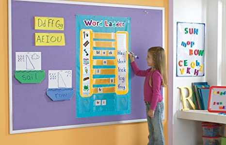 Amazon.com: Educational Insights Word Ladder Phonics Activity ...