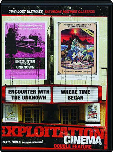 Exploitation Cinema: Encounters with the Unknown / Where Time Began