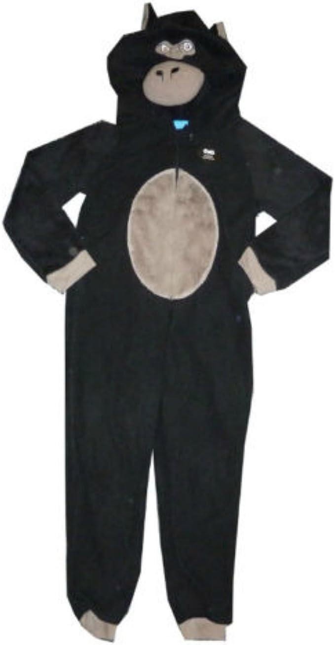 atmosphere Primark Negro Gorilla Onesie Edad 7 – 8 Años Todo en ...