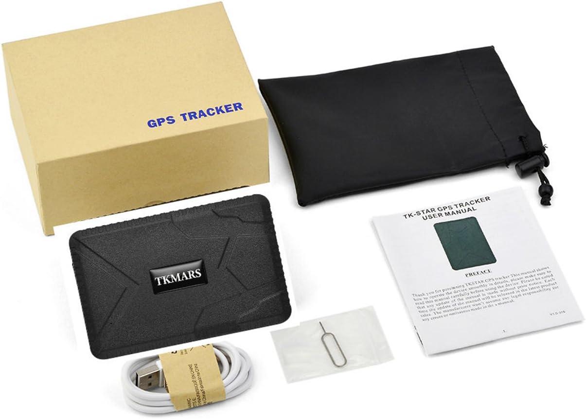 Hangang Localizador GPS magnético e impermeable de seguimiento de ...