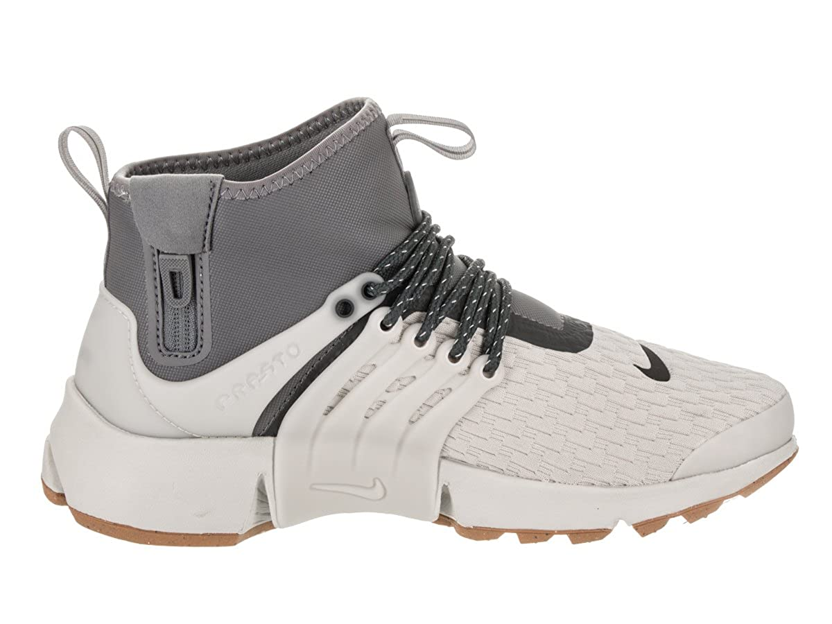 new arrival 8dbff 186b8 Amazon.com   NIKE Womens Air Presto Mid Utility Hi Top Trainers 859527  Sneakers Shoes   Road Running