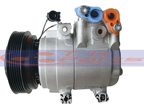 tkparts nuevo a/c compresor para Peugeot 206 306 406, 605, 806 Boxer