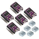HiLetgo 5pcs DRV8825 Stepper Motor Driver Module for 3D Printer RepRap 4 RAMPS1.4 StepStick