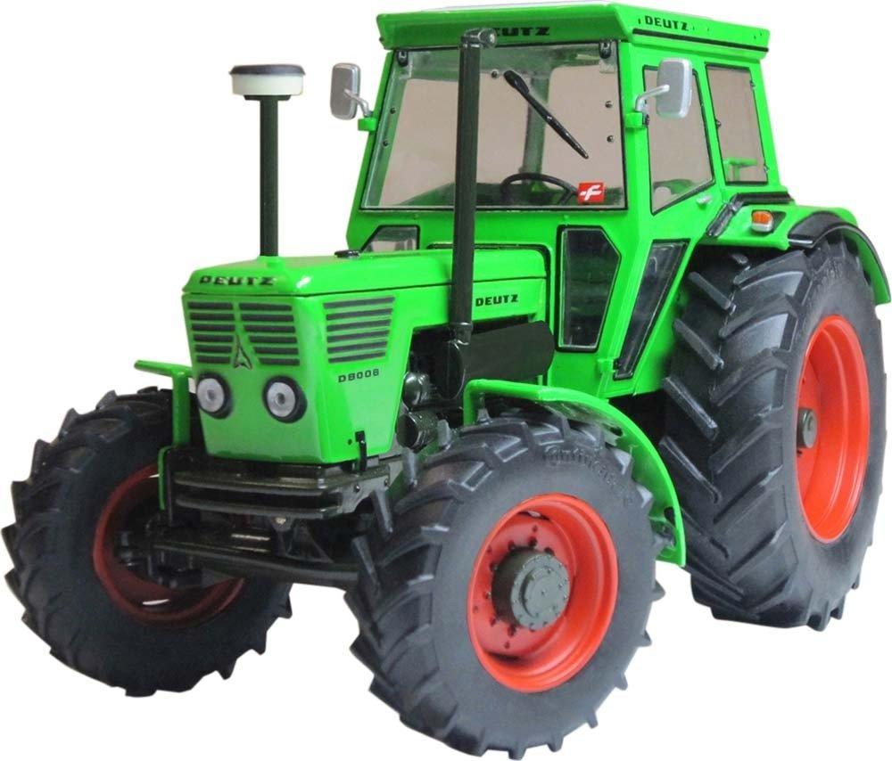 Weise-Toys Weise-Toys1039 Deutz D 80 06 Version 1974 - 2016 Tractor Juguete Modelo