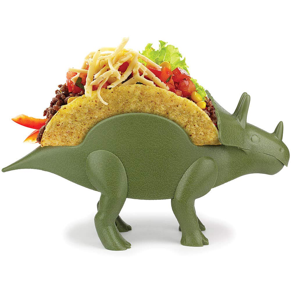 (Set) Tricerataco & Nachosaurus & Tacosaurus Rex - Making Appetites Extinct by Barbuzzo (Image #2)