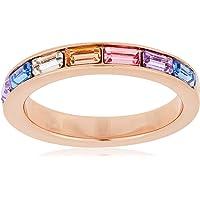 خاتم نحاسي مطلي بالذهب الوردي للنساء من اوليفيا بورتون -OBJRBR03B