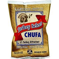 Whitetail Institute Men's Turkey Select Chufa Food Plot Seed, 10 lb