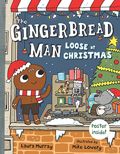 The Gingerbread Man Loose at Christmas ()