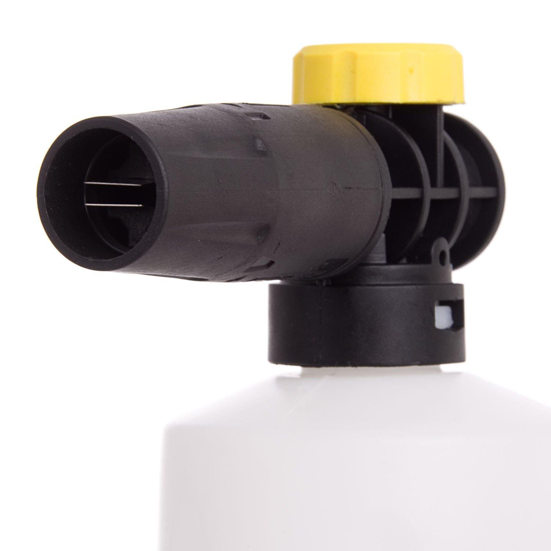 LS-07 Schaumlanze Hochdruck Schaumkanone D/üse f/ür Hochdruckreiniger PARKSIDE Lavor Neue Typs