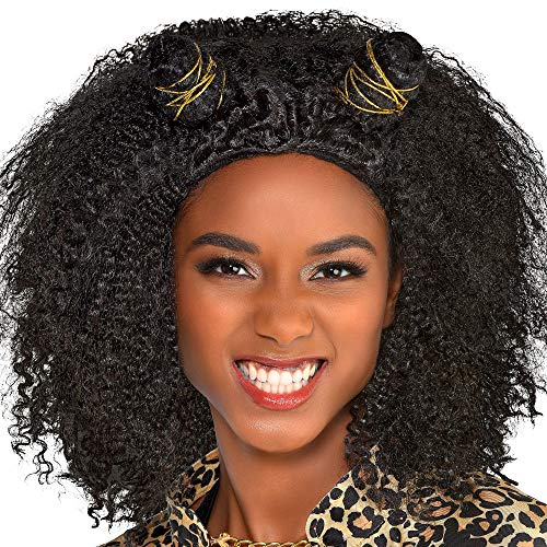 Scary Spice Halloween Costumes - Party City Pop Group Party Wig
