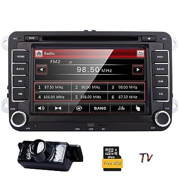 2 DIN Autoradio HD de 7 Pulgadas GPS Radio de Coche EST¨¦reo Speical