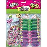 Unique 48710 Shopkins Party Favor Kit for 8