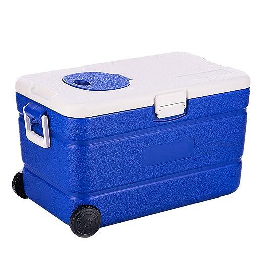 LIYANLCX Nevera portátil Caja refrigerante Enorme de 45L Bebe ...