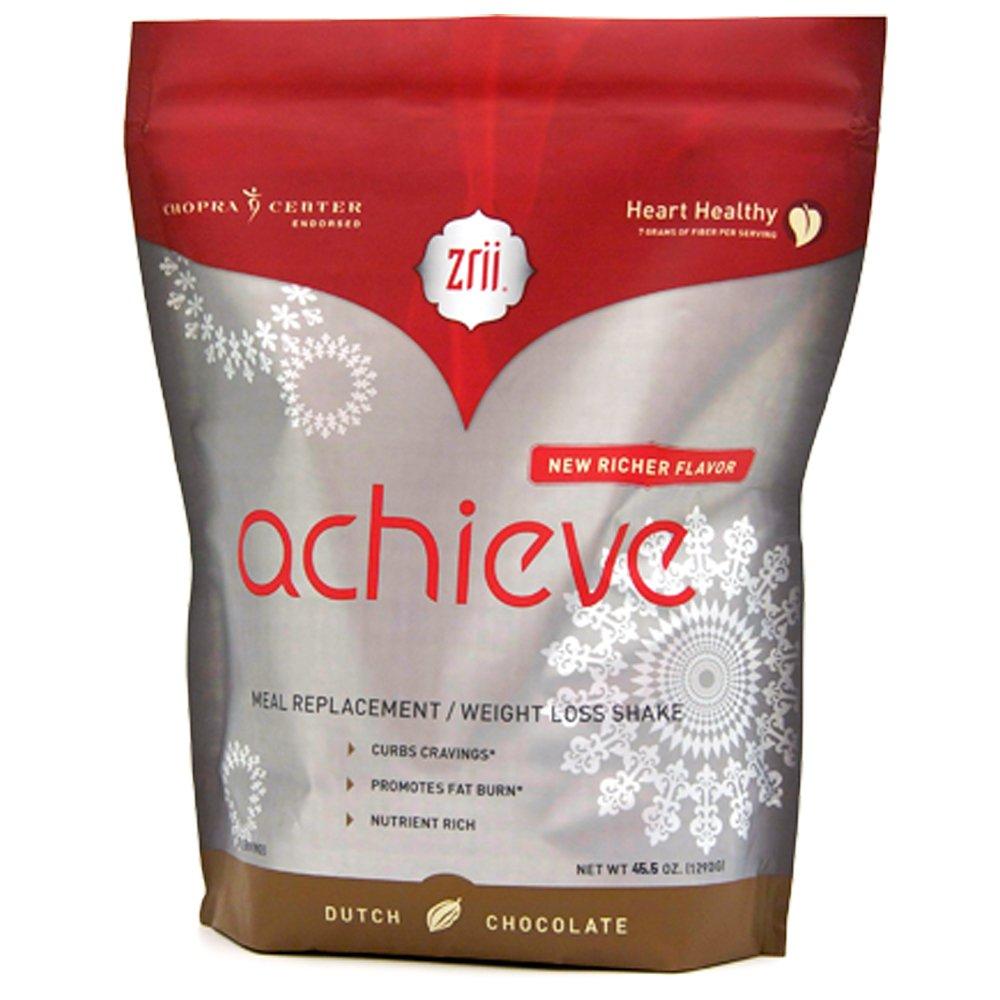 Amazon.com: Zrii Achieve Dutch Chocolate 45.5oz (New Formula ...