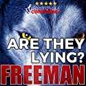 Are They Lying?: Body Language & Lie Detection Secrets Audiobook by  PUA Freeman Narrated by  PUA Freeman