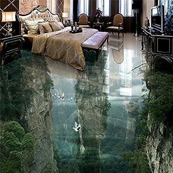 Mznm Menschliche Fairyland Peak Cliff Wohnzimmer Badezimmer 3D Stock ...