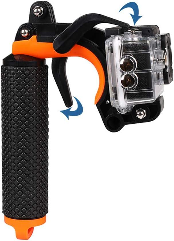 Cher9 Float Shutter Stabilizer Grip Pistol Trigger Set Diving Floating Handle for GoPro Hero3 for GoPro Hero4 Sprots Camera Accessories