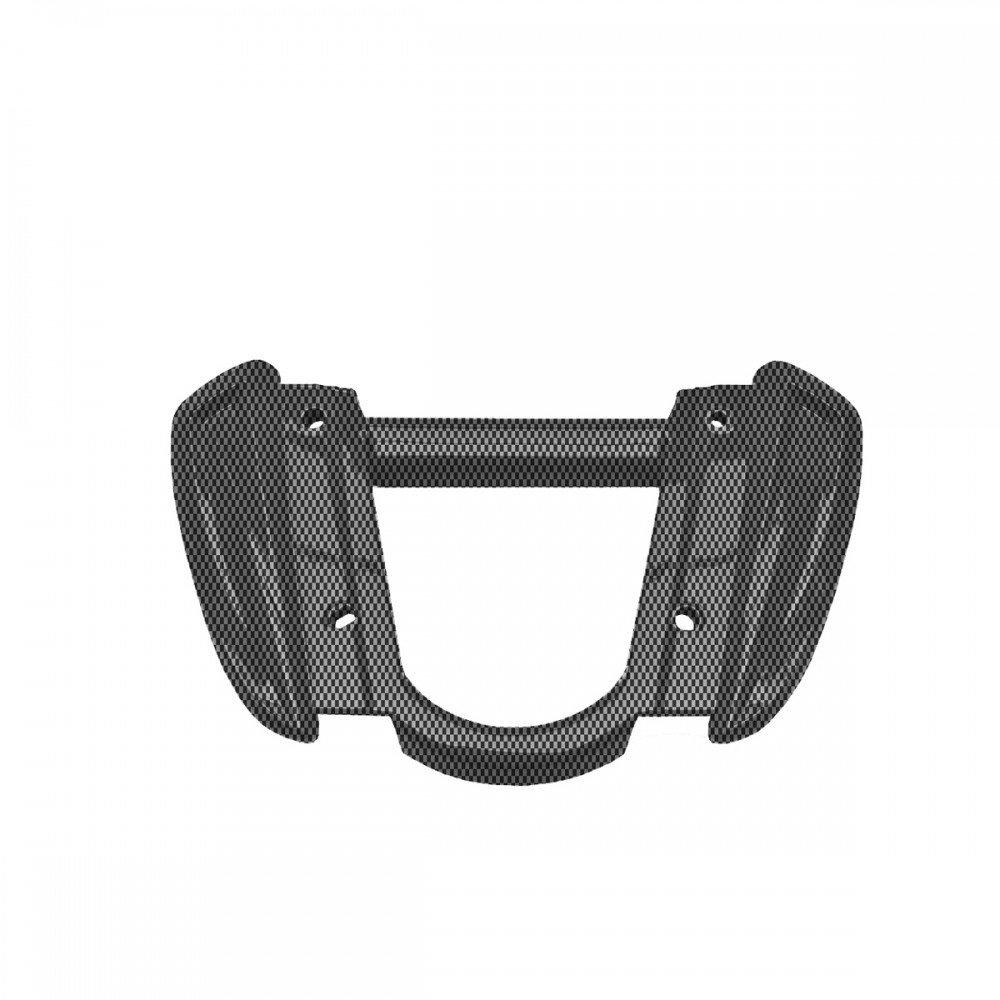 Haltegriffe f/ür Soziusabdeckung Carbon-Look MBK Nitro//Yamaha Aerox Verkleidung TNT