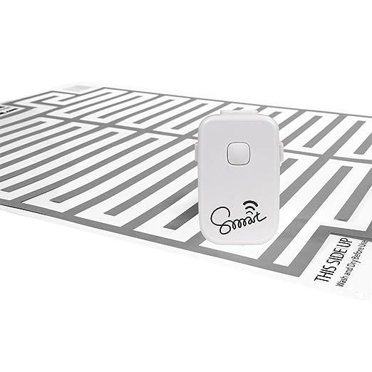 Amazon.com: Smart mesilla de noche Bedwetting alarma para ...