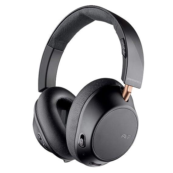 04593c00bb4 Amazon.com: Plantronics BackBeat GO 810 Wireless Headphones, Active ...