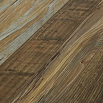 High Quality Armstrong Architectural Remnants Woodland Reclaim Old Original Dark 12mm  Laminate Flooring L3101 SAMPLE