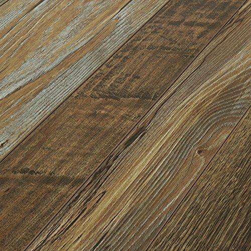 Armstrong Architectural Remnants Woodland Reclaim Old Original Dark 12Mm Laminate Flooring L3101 Sample