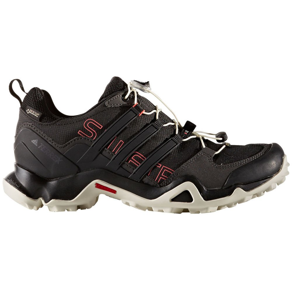 Adidas Terrex Swift R Gtx W Black / Black / Tactile Pink Women's  Hiking Shoes - 8.5 B(M) US
