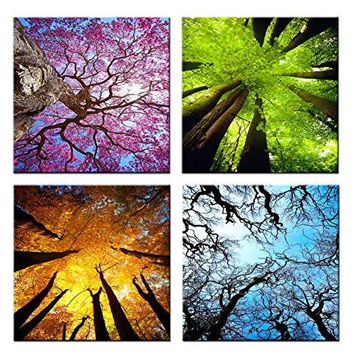 Top 10 recommendation wall art set of 4 framed 2020