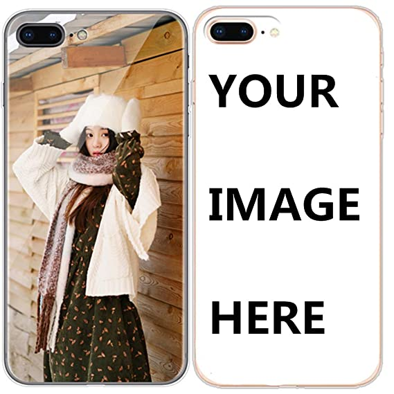 hot sales df642 31d2a Amazon.com: Custom Picture Phone Case Cover Customize Case ...