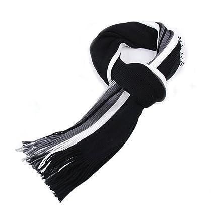 Lumanuby Fashion Belle Écharpe de Pur Coton Warm and Windproof Collar  Foulards Elégant Écharpe Accessoire 0d91f9aff35