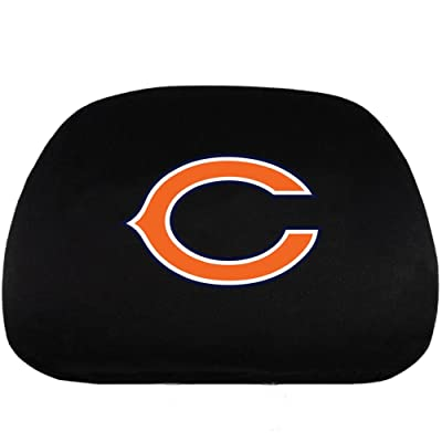ProMark Chicago Bears Headrest Covers: Automotive
