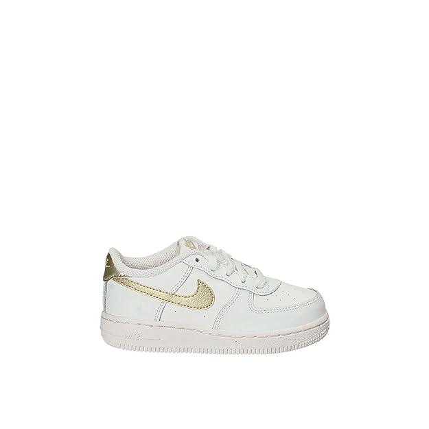 info for 73d36 85dd9 Nike Force 1 (TD), Chaussures de Basketball Mixte Enfant  Amazon.fr   Chaussures et Sacs