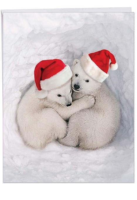 Amazon.com: J6327CXSG J6327CXSG - Tarjeta de Navidad gigante ...
