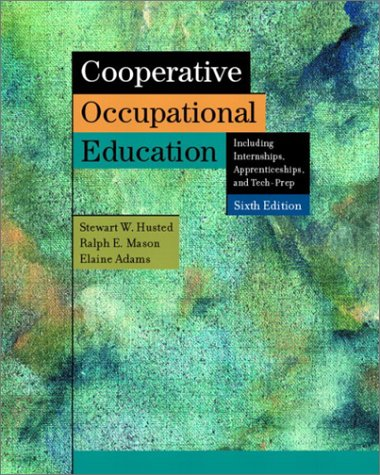 Cooperative Occupational Education (6th Edition)
