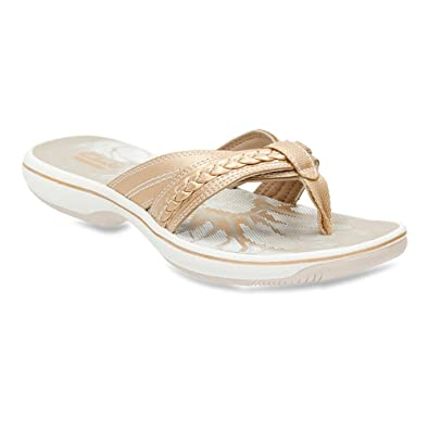 clarks brinkley mila flip flops