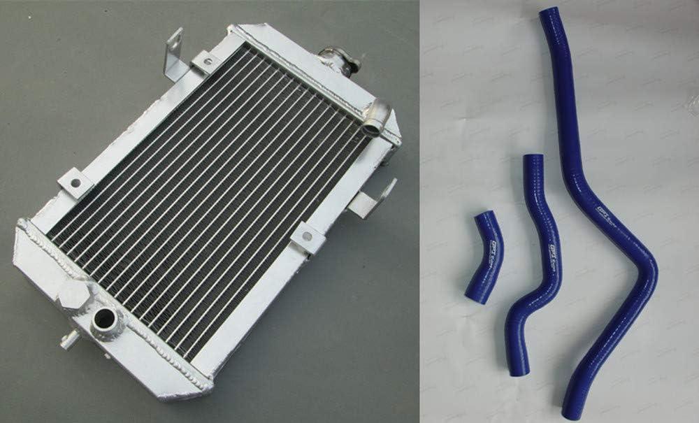 silicone radiator hose for Yamaha Raptor 660 YFM660 2001-2005 2004 2003 2002,RED