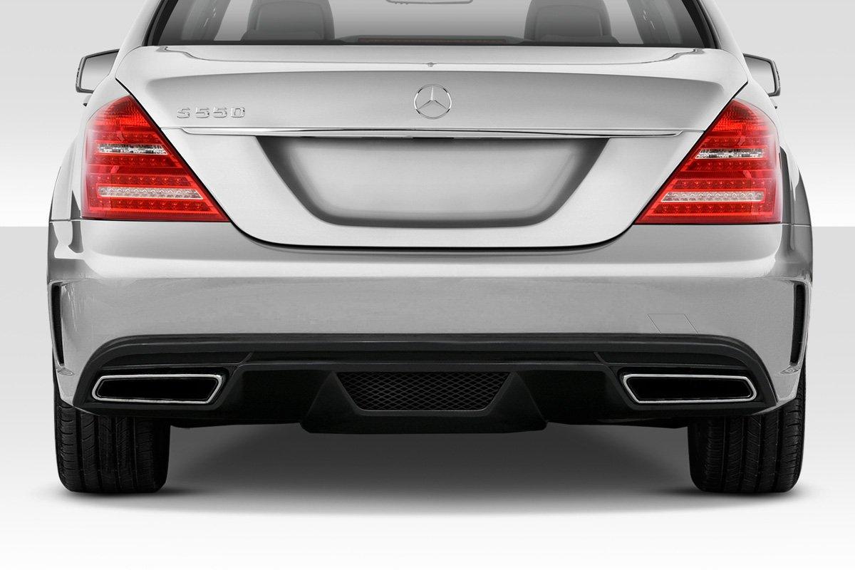 Mercedes Clase S W221 Duraflex - Parachoques trasero para ...