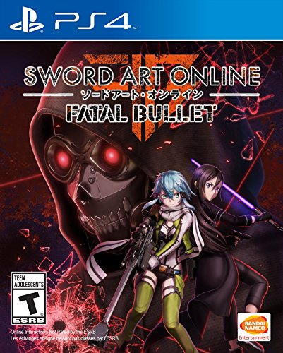 Sword Art Online: Fatal Bullet - PlayStation - The Online Outlet