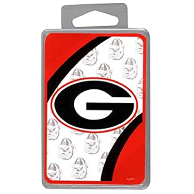 Georgia Bulldogs Playing Cards: Toys & Games