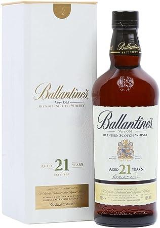 Ballantines 21 años