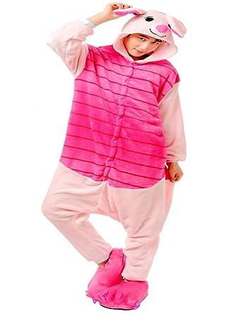 Pyjama Onesie Long Femme Hiver L Molly Combinaison Jumpsuit W2H9IDE