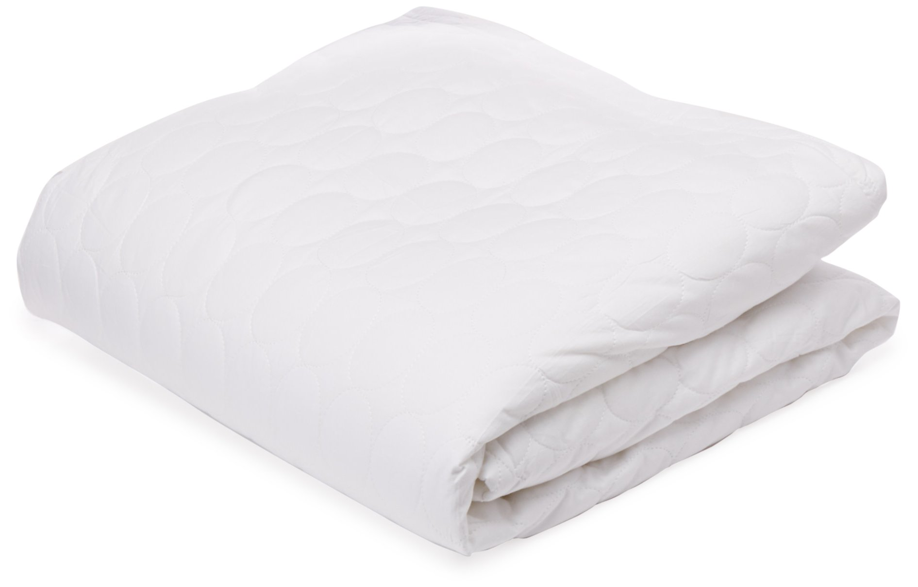 Remedy Bed Bug Dust Mite Cotton Mattress Protector, Full