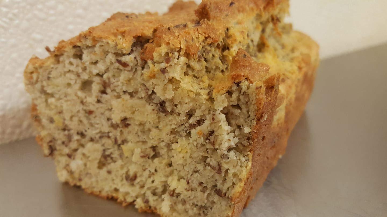 Keto Bread/Gluten Free/Sugar Free/Grain Free/ 4 carbs 3 pack