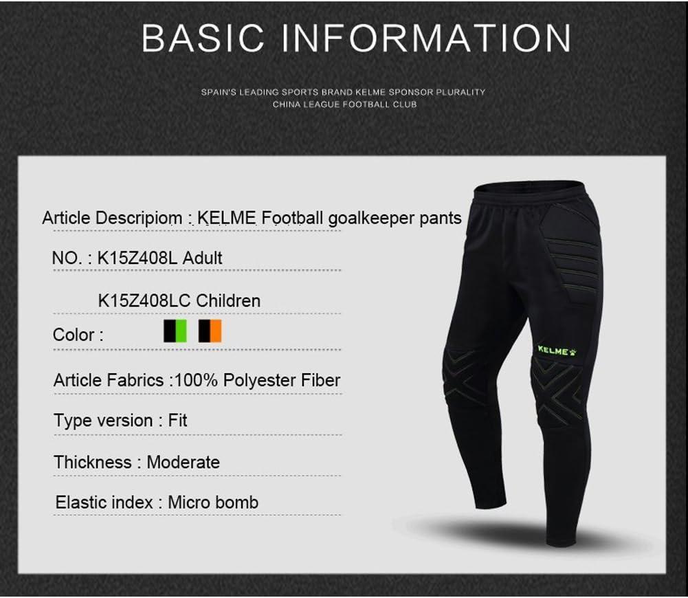 Viper Men Kids Soccer Football GoalKeeper Goalie Padded Long Pants