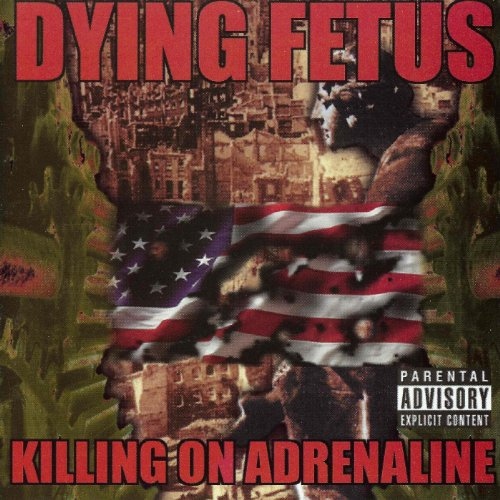 About A Burning Fire - Killing On Adrenaline [Explicit]