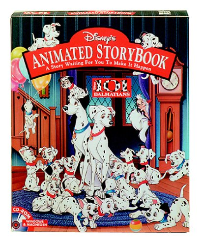101 Dalmatians Animated Storybook - PC/Mac