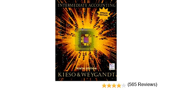 Intermediate accounting 9th edition update donald e kieso intermediate accounting 9th edition update donald e kieso jerry j weygandt 9780471353034 amazon books fandeluxe Image collections