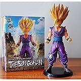Anime Dragon Ball Z Son Goku 23cm PVC Action Figures Son Gohan Super Saiyan dragonball z Collectible kids toys