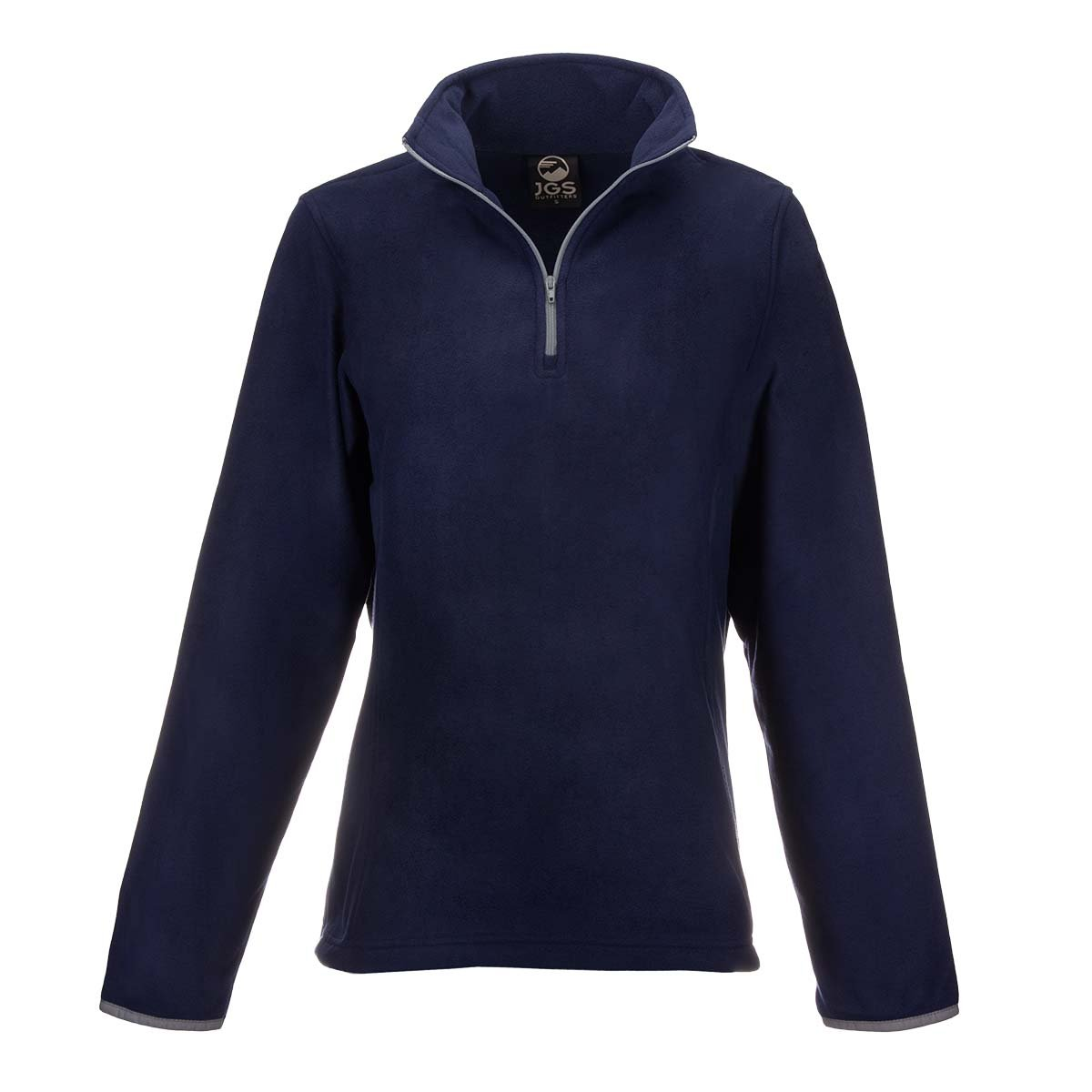 JGS Outfitters Polar Fleece Pullover Jacket for Women Lightweight Half Zip Sweater Coat Top for Winter